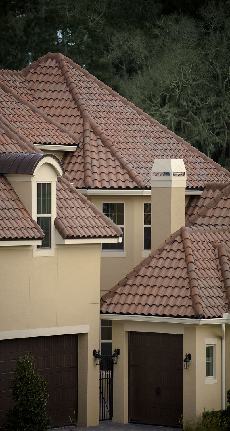 Many Homes That Undergo Structural Investigation Do Not Require Reinforcement In The Cases Where 6 Eaglelite Roofing S Eagle Tile