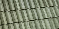 Green Roof Tiles