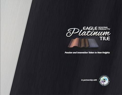 Eagle Platinum Tile Brochure