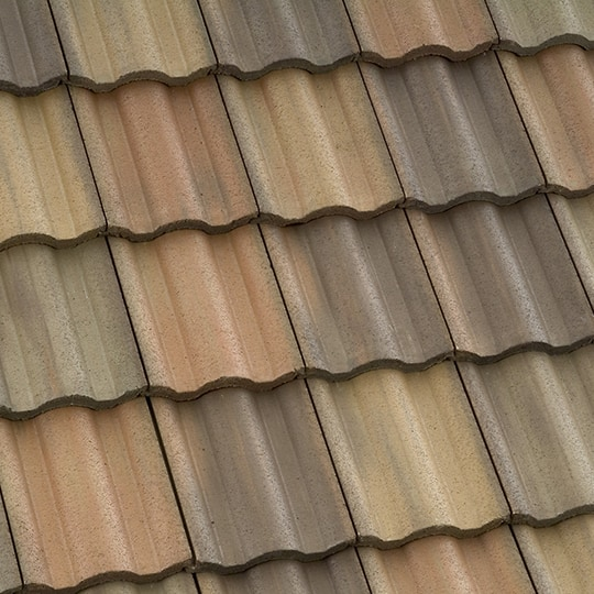 Roof Tiles: Malibu Roof Tiles on a House