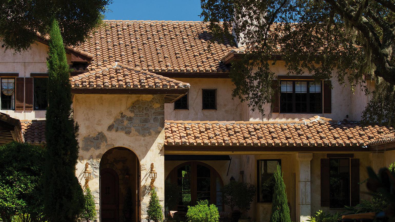 Tile Roof Eagle Roofing