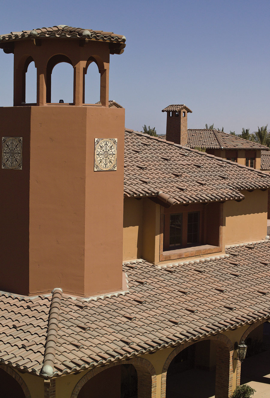 Boosted Roof Tiles - 10 Percent