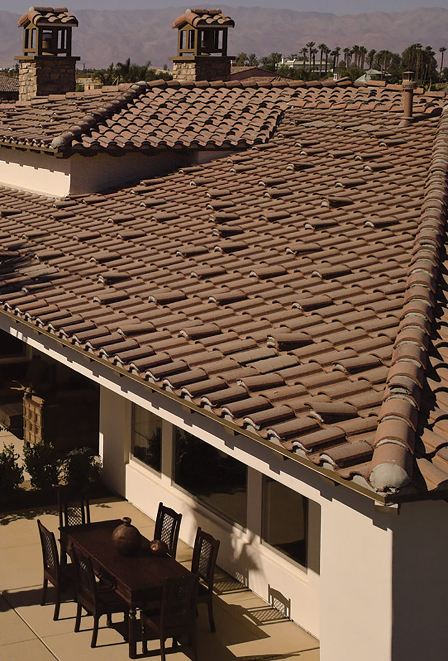 Boosted Roof Tiles - 20 Percent