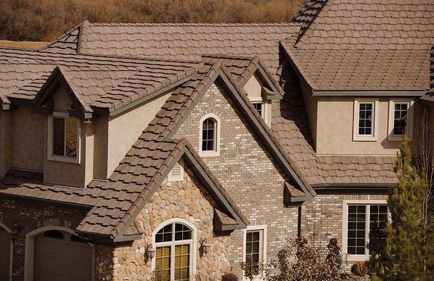 Flat Concrete Roof Tiles