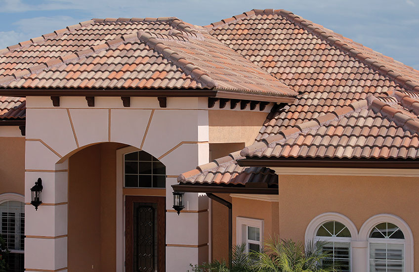 Medium concrete roof tile eagle roofing ppazfo