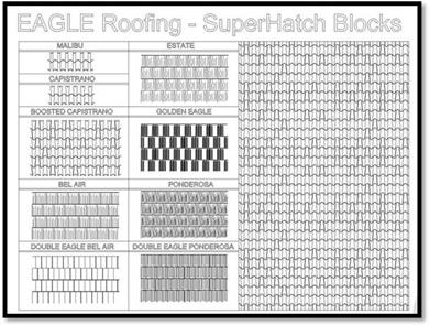 Eagle Roofing - SuperHatch Blocks