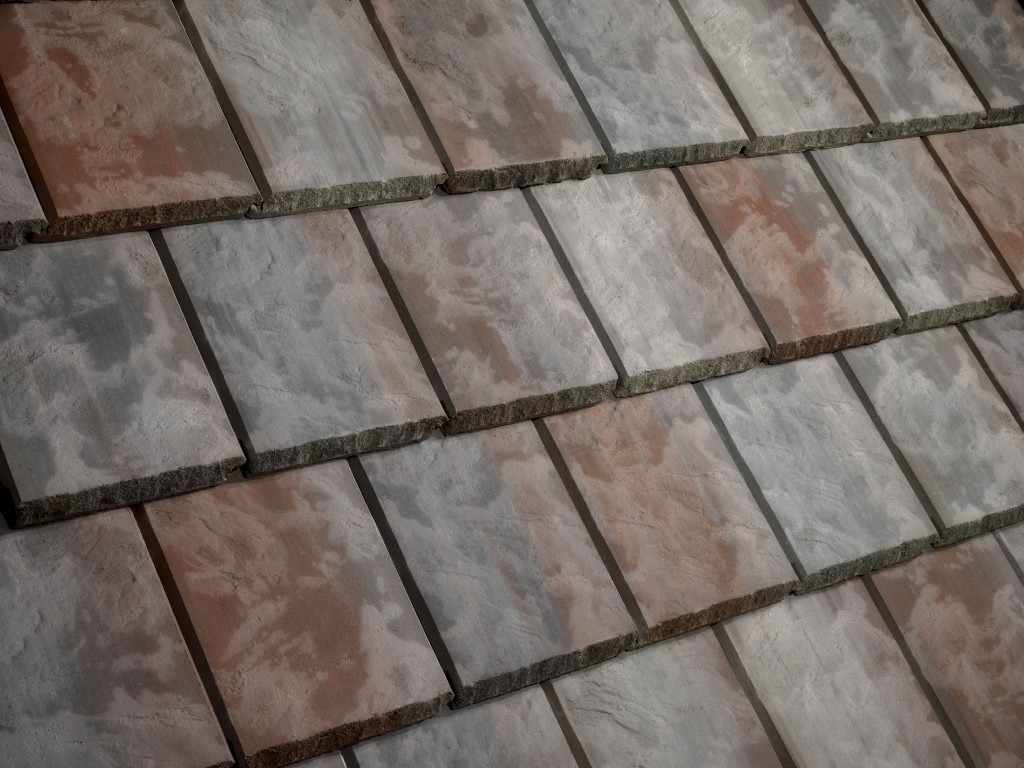 Eagle Roofing S 49103 Textured Slate Amesbury Blend