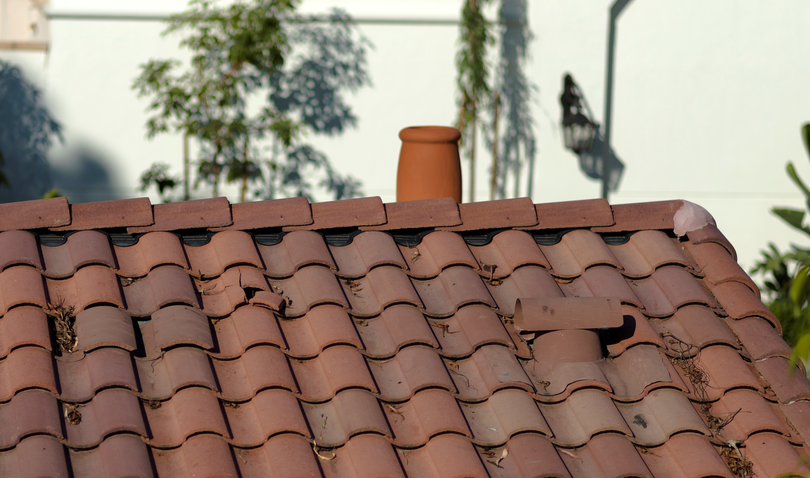 How To Extend The Life Of Your Concrete Tile Roof Eagle Roofing