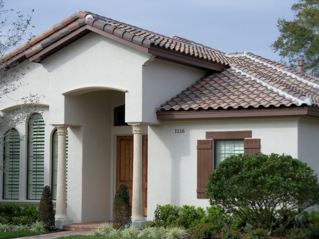 Completing the Look of Your Concrete Tile Roof: Selecting the Drip