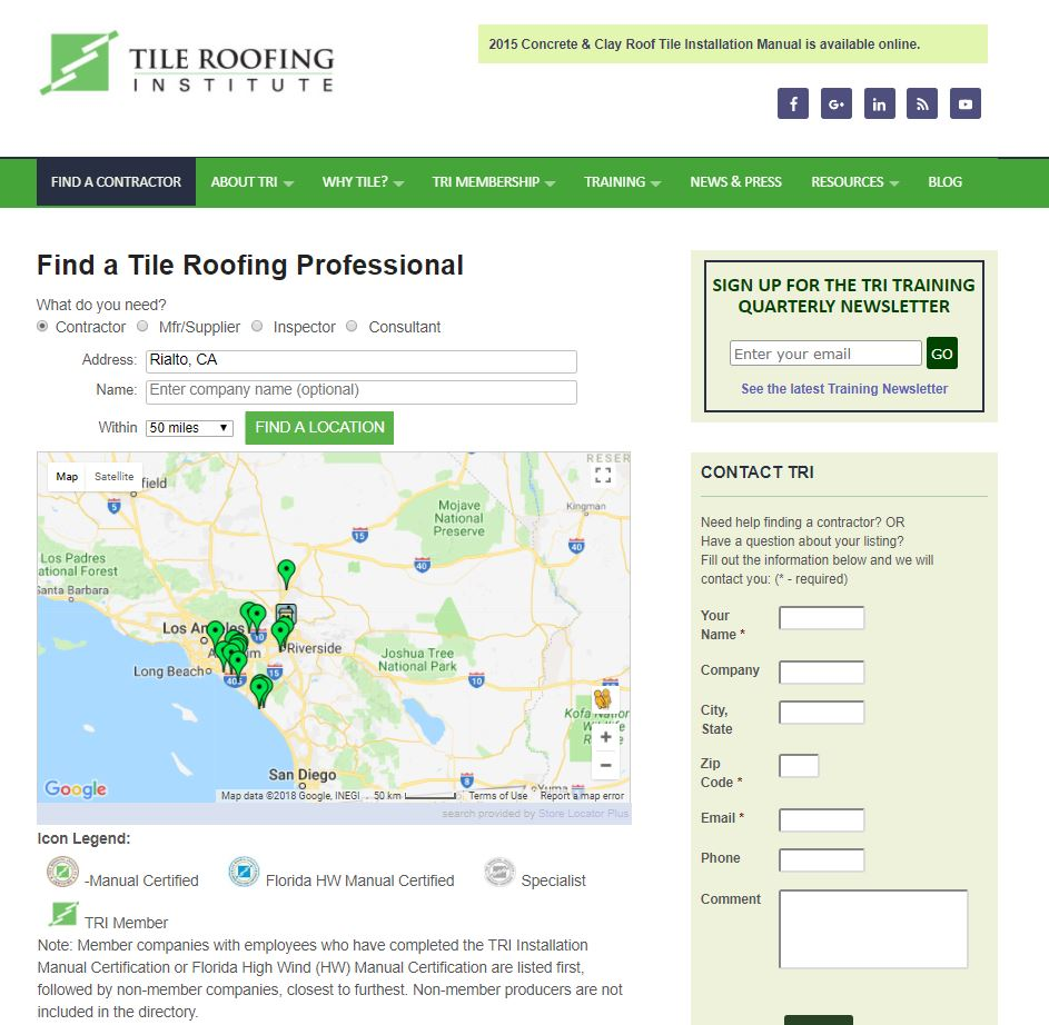 How To Find A Tri Certified Roofing Contractor Eagle Roofing