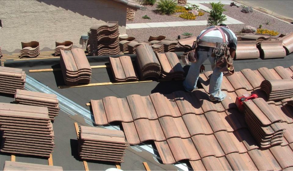 Common Causes For An Early Tile Roof Replacement Eagle