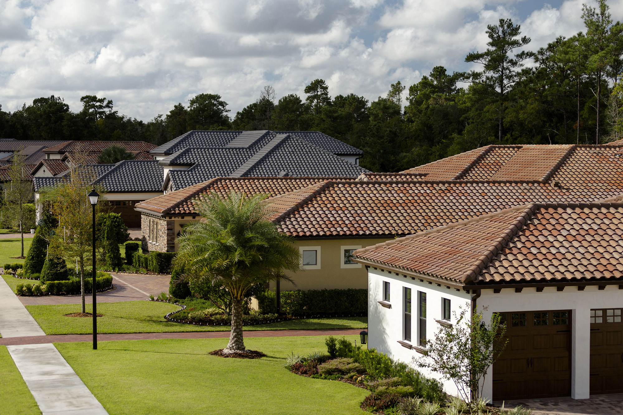 Add Value To Your Home With A New Concrete Tile Roof Eagle Roofing