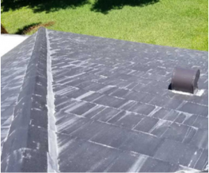 Tria Technical Brief Hip And Ridge Mortar Generated Surface Efflorescence Eagle Roofing