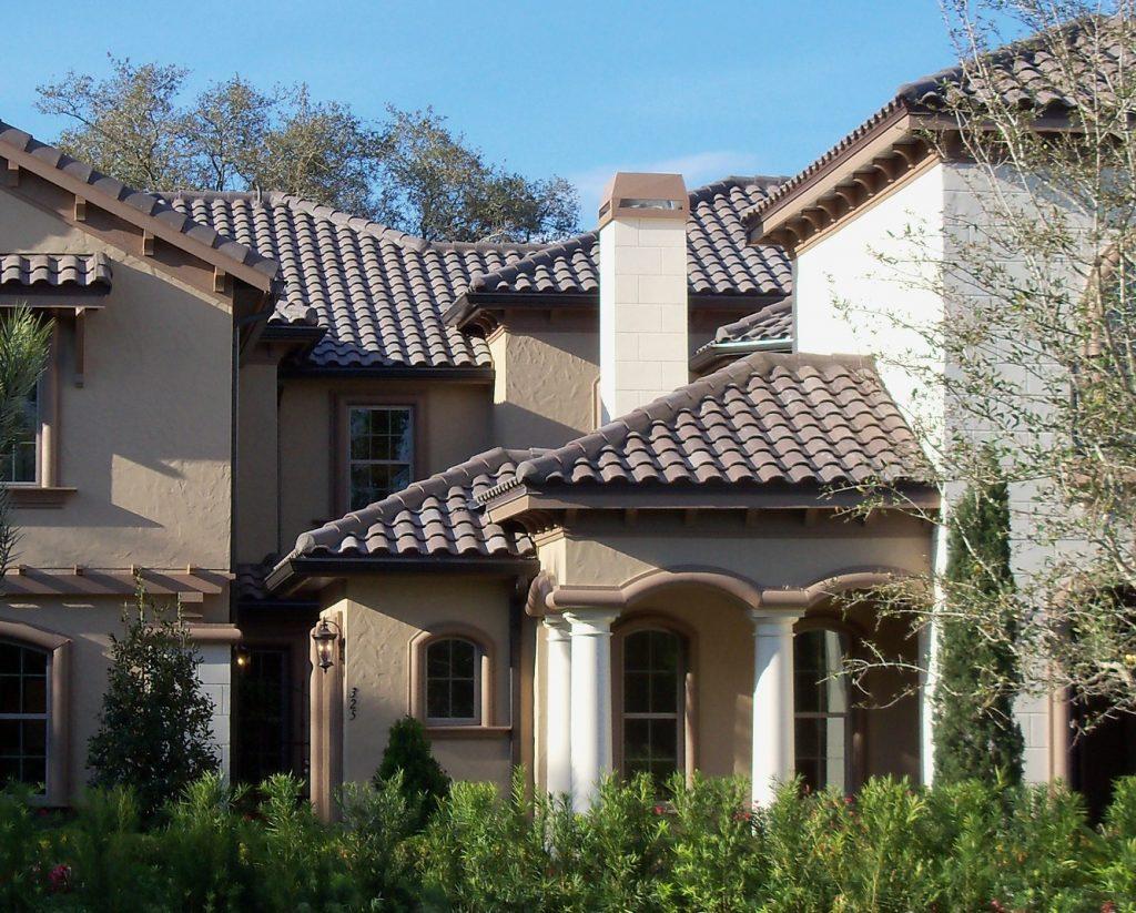 High Barrel Concrete Roof Tile Eagle Roofing