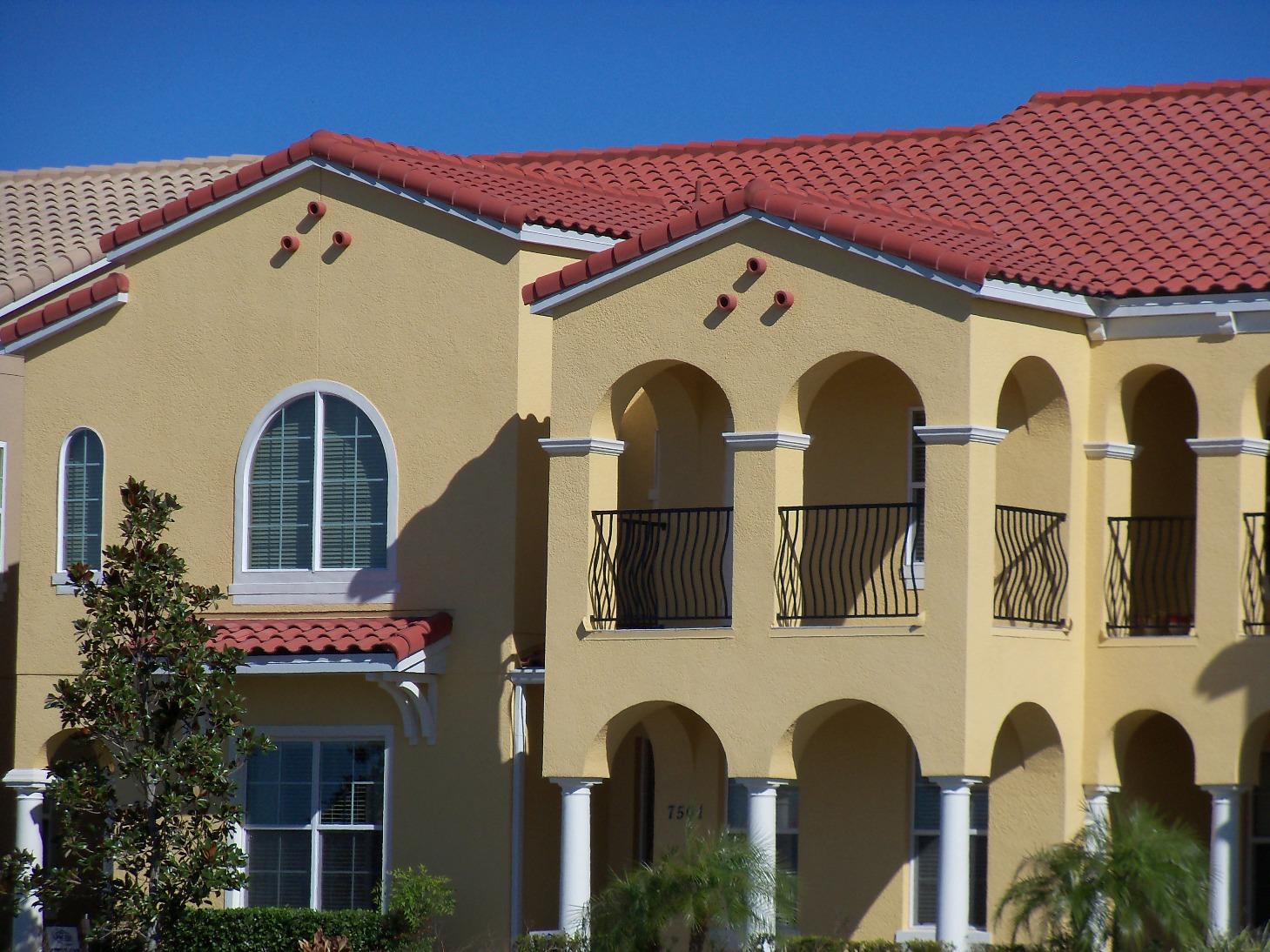 Lightweight Roof Tile Inspiration